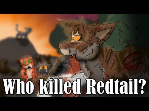 Crime Solving Mystery? - Tigerstar: Day 2 - Warrior Cats Speedpaint/Theory