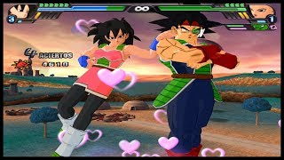 GINE A MÃE DO GOKU!!! Dragon Ball Z Budokai Tenkaichi 3 LATINO Very Hard