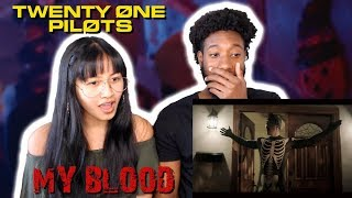 Twenty One Pilots My Blood Official Audio Reaction