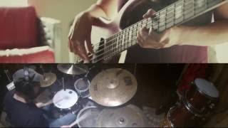 Muse - Psycho (Bass & Drum Cover)