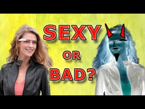 Google Glass: Sexy or Sinister