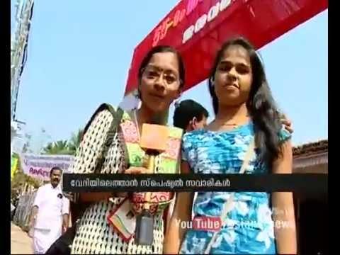 Honest Auto Rikshaw Drivers Of Calicut    Kerala School Kalolsavam 2015 video