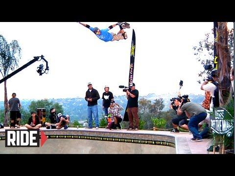 Bucky Lasek, Rune Glifberg, Bob Burnquist and More! Bucky's Bowl-BQ 2009