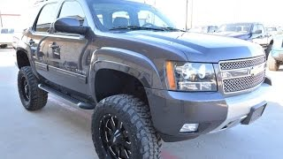 2011 Lifted Chevrolet Tahoe LT 4x4 Rough Country Suspension Lift