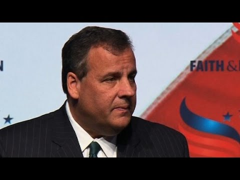 Chris Christie's had enough of 'Bridgegate'