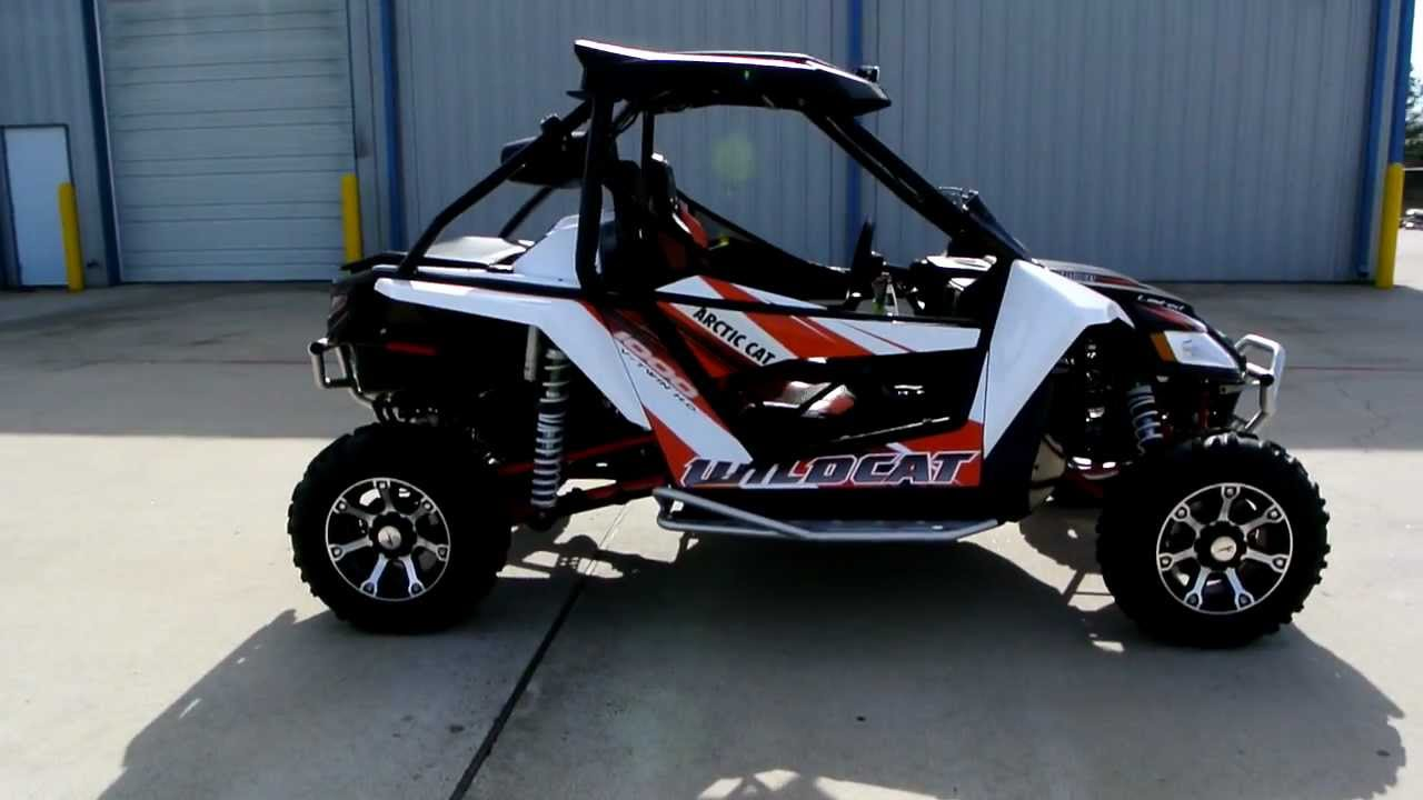 Arctic Cat Wildcat  X Accessories