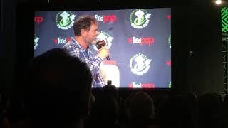 Rainn Wilson Panel -  Emerald City Comic Con March 2019