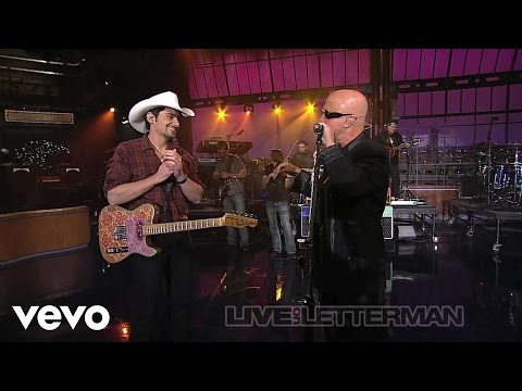 Brad Paisley - Bigger Fish To Fry