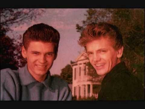 Everly Brothers - Bye Bye Blackbird