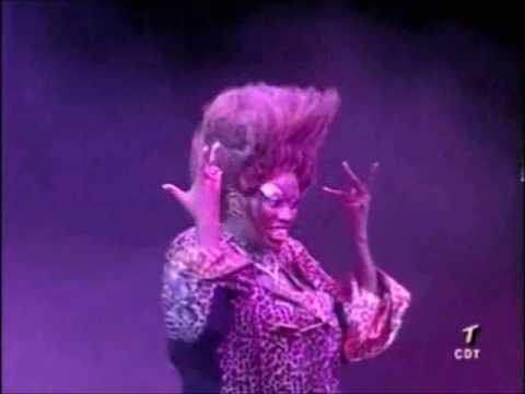 We Will Rock You - Killer Queen (Madrid, 2004)