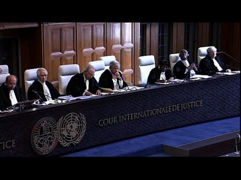 Costa Rica, Nicaragua at court over territorial disputes