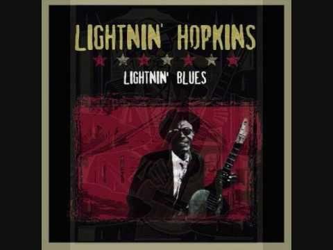 LIGHTNIN' HOPKINS ~ Give Me 209 (Hello Central)
