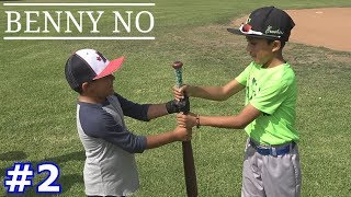 KIDS PICK THEIR OWN TEAMS FOR THE FIRST TIME | Benny No | BASEBALL GAMES WITH LUMPY #2