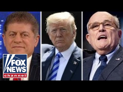 Judge Napolitano: Does Trump want Giuliani causing chaos?