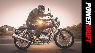 Royal Enfield Interceptor 650 : Better than your RE? : PowerDrift