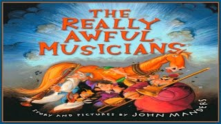 ♡ The Really Awful Musicians Cute Music Storybook For Little Children English HD