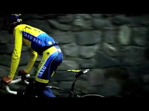 Alberto Contador - Tinkoff-Saxo - Road to Paris 2014 - Made by Saxo Bank