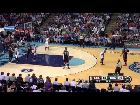 Miami Heat vs Charlotte Bobcats Game 4 | April 28, 2014 | NBA Playoffs 2014