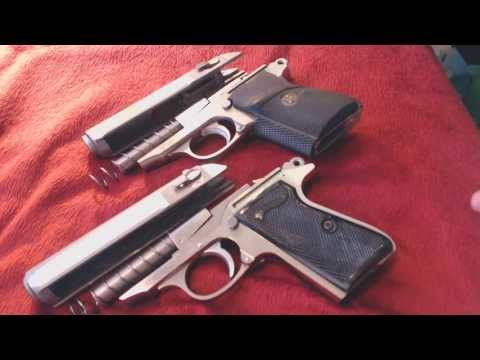 Walther PPKS - S&W vs Interarms versions