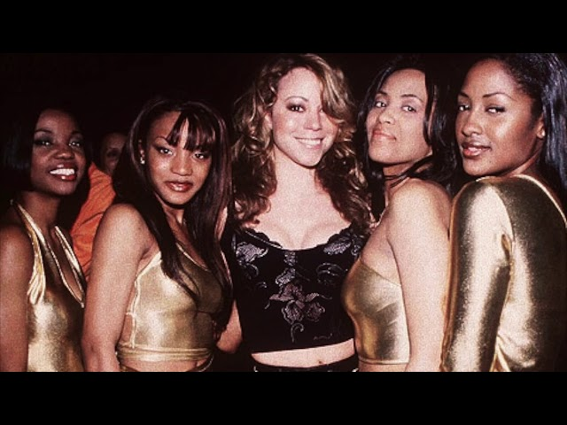 Mariah Carey AMAZING unheard background vocals In  All Cried out Allure