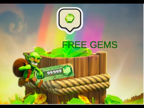 How to get gems in clash of clans clash of clans gem glitch free