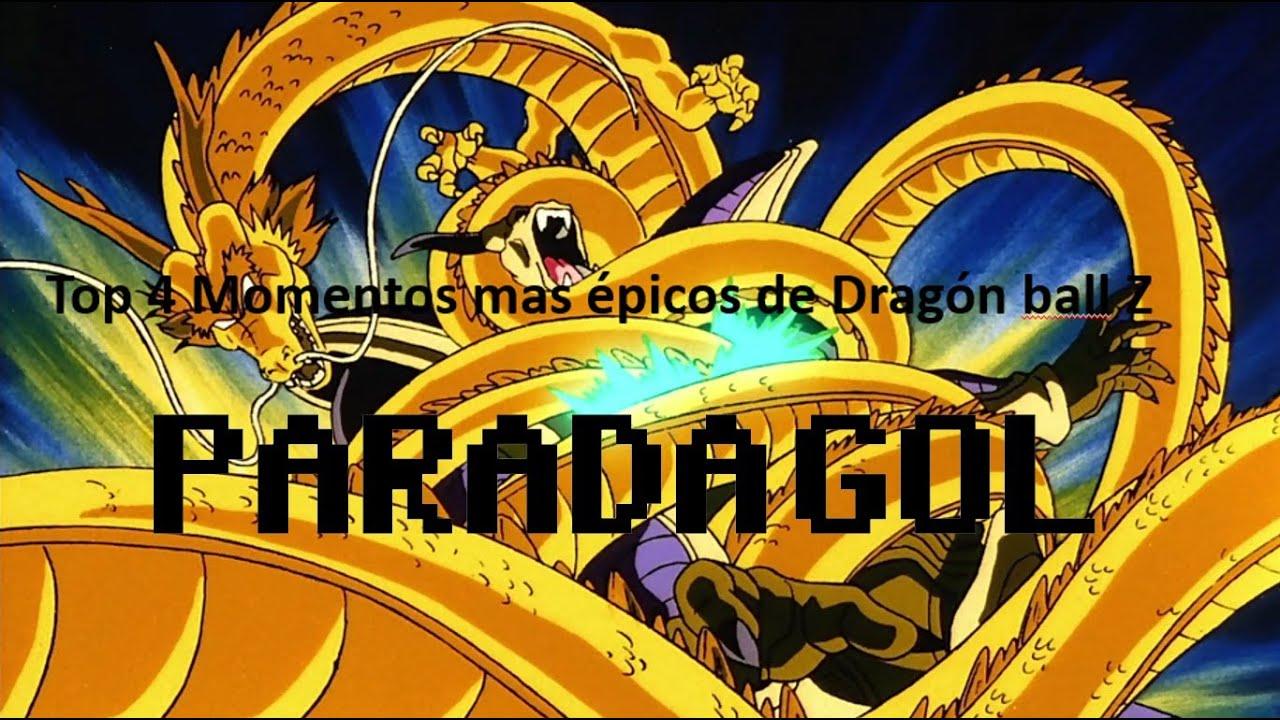 Top 4 momentos mas picos de dragon ball z youtube - Dragon ball z 187 ...