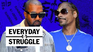 Kanye Defends Trump at Sunday Service, Snoop Faces Backlash for KU Performance | Everyday Struggle