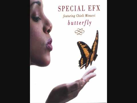 Fantasia Blue - Butterfly - Special EFX featuring Chieli Minucci
