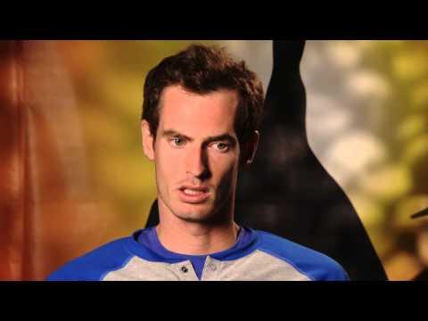 Andy Murray interview (4R) - Australian Open 2015