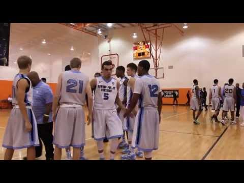 Tyus Jones Vs Rashad Vaughn Lives Up To The Hype! Overtime Thriller At EYBL Session 2 Hampton