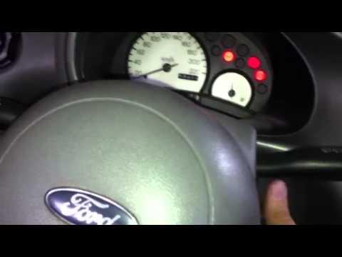 Troca filtro combustivel Ford Ka