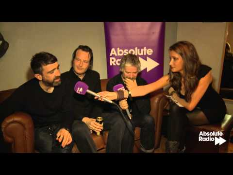 I Am Kloot interview for Movember 2012