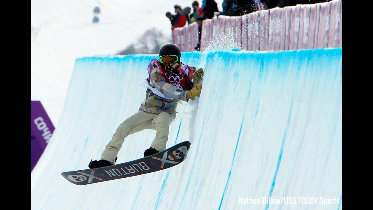 Сноуборд хафпайп олимпиада 11 фотография