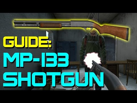 MP-133 Shotgun Guide   Pump-action shotgun & double-barrel shotgun comparison