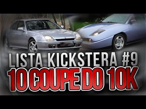 10 COUPE do 10 tysięcy PLN - Lista Kickstera #9