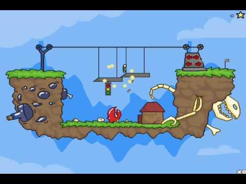 Floating Island Game
