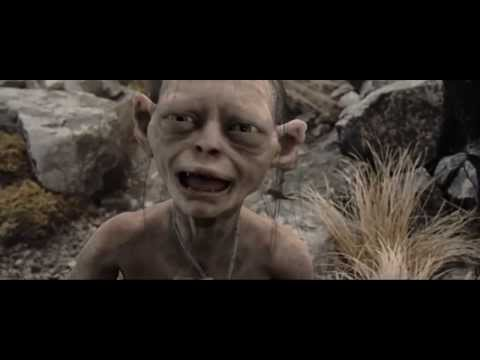 We Will Swear On The Precious - Gollum TLOTR The Two Towers