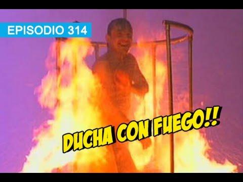 Duchandose con Fuego! #whatdafaqshow