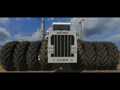 Самый большой трактор в белоруссии