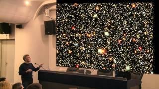 В. Г. Сурдин «Поиски новой жизни» 4.12.2013. «Трибуна ученого» в Московском Планетарии