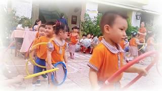 Thể  Dục Đồng Diễn - Trường Mầm Non Sơn Ca 11