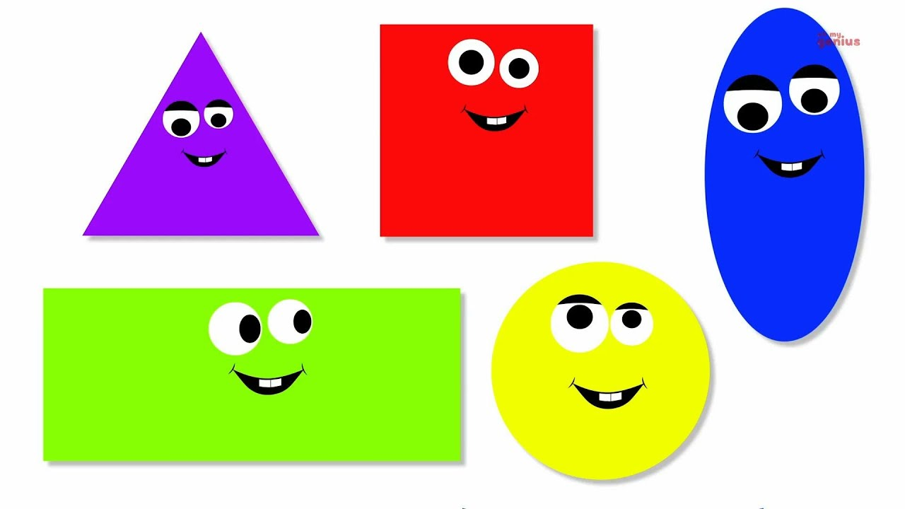 Viewing Gallery For - Square Shapes For KidsShapes Names For Kids