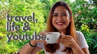Let's chat: The truth about travel, life & Youtube.