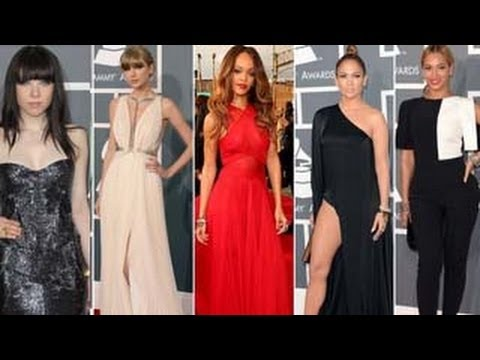 Best & Worst Dressed Grammy Awards 2013