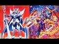 "Lagu Legend Decks: Blaster Blade Exceed Vs. Dragonic Overlord ""The Legend"" Cardfight Vanguard G"