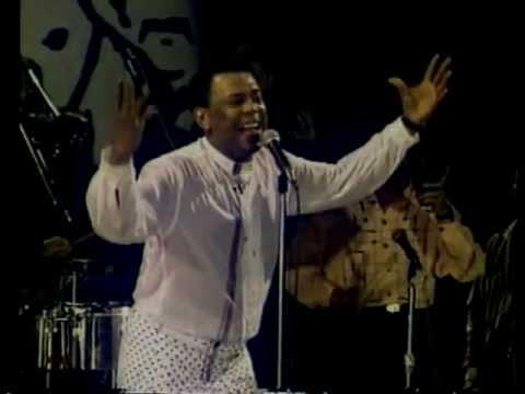 Joe Arroyo - Te Quiero Mas (Live)