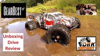 DHK Hobby Zombie 8E 1:8 4WD Off-Road RC Monster Truck RTR