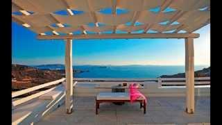Mykonos, villa of 570 sq. m. with fantastic sea view, near the sea