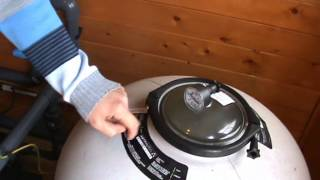 Quand et Comment laver / rincer son filtre à sable ?