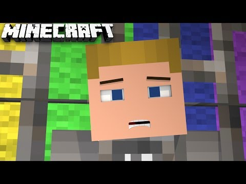 Minecraft: FINALLY FREE?! (Rainbow Prison Escape) - Part 2/2 - w/Preston & Kenny!